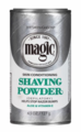 Magic Skin Conditioning Shaving Powder Platinum 4.5 oz