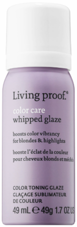 Living Proof Color Care Whipped Glaze for Blondes Highlights 1.7 oz 2019
