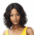 "Outre The Daily Wig Curly 16"" Lace Part Wig Human Hair"