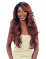 Model Model 6-Inch Larry Lace Part Wig Synthetic