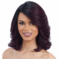 Model Model Clean Cap Number 18 Wig Synthetic