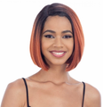 Model Model Estella Lace Part Wig Synthetic