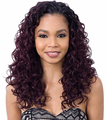 Model Model Cojito Drawstring Fullcap Half Wig Synthetic