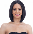 Model Model Ebonee Lace Part Wig Synthetic New