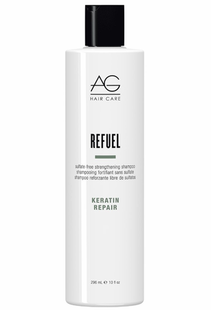 AG Hair Refuel Sulfate-Free Strengthening Shampoo 10 oz
