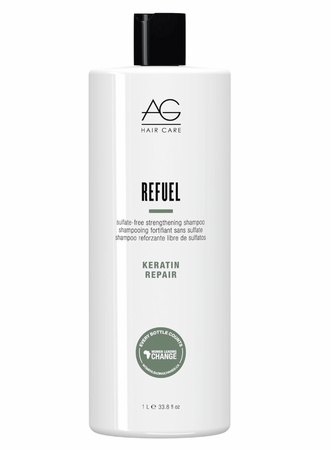 AG Hair Refuel Sulfate-Free Strengthening Shampoo 33.8 oz
