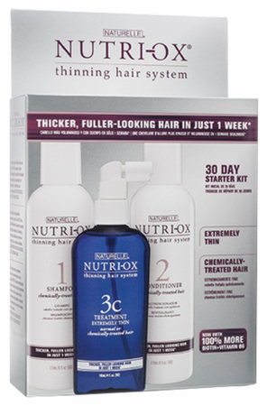 Nutri-Ox Starter Kit for Extremely Thin Chemically-Treated Hair