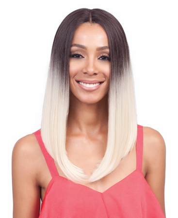 Bobbi Boss Lyna Long Lace Front Wig Synthetic
