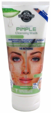Hollywood Style Pimple Cleansing Wash 5.3 oz