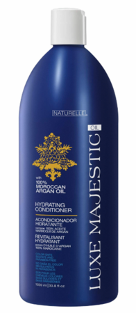 Naturelle Luxe Majestic Oil Sulfate-Free Hydrating Conditioner 33.8 oz