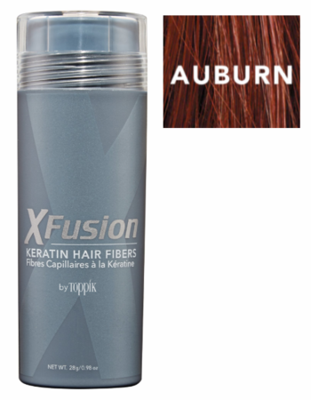 XFusion Keratin Hair Fibers Auburn 0.98 oz
