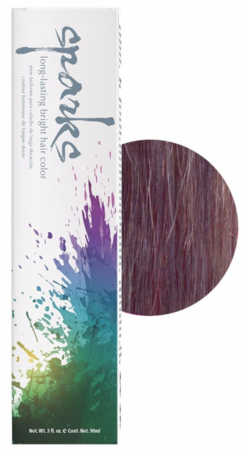 Sparks Long-Lasting Bright Hair Color Starbright Silver 3 oz