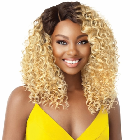 Outre The Daily Wig Deandra Lace Part Wig Synthetic