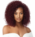 Outre Quick Weave Esther Half Wig Synthetic New 2019
