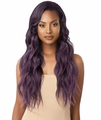 Outre Quick Weave Jazzy Half Wig Synthetic