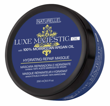 Naturelle Luxe Majestic Oil Hydrating Repair Masque 8.5 oz DISC