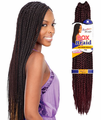 "FreeTress Medium Box Braids 20"" Braiding Hair Synthetic"