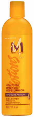 Motions Nourish & Care Weightless Daily Oil Moisturizer 12 oz