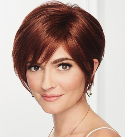Eva Gabor Contempo Cut Lace Front Wig Synthetic