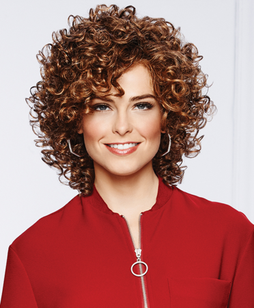 Eva Gabor Curl Appeal Lace Front Wig Synthetic