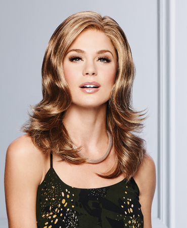Eva Gabor Fashion Staple Lace Front Wig Synthetic