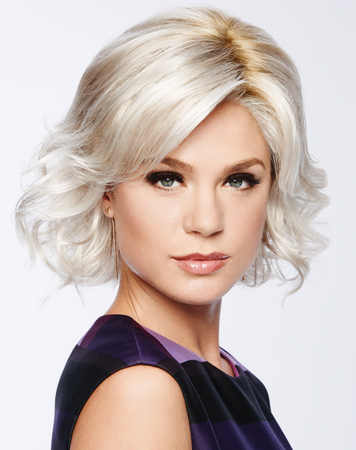 Eva Gabor Modern Motif Lace Front Wig Synthetic