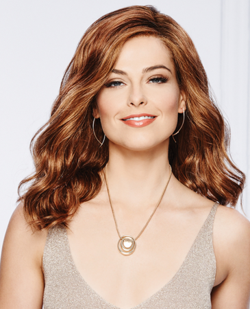 Eva Gabor Runway Waves Average Lace Front Wig Synthetic