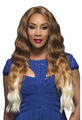 Vivica A Fox Yucera Lace Front Wig Synthetic New 2019