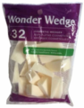 Wonder Wedge Cosmetic Wedges 32 count 1001
