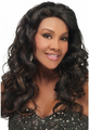 Vivica A Fox Ember V Lace Front Wig Human Hair