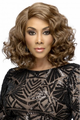 Vivica A Fox Harper Lace Front Wig Synthetic