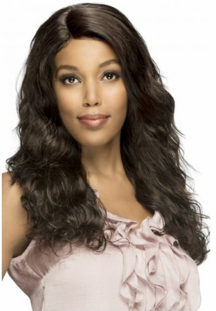 Vivica a Fox Margeret Swiss Lace Front Wig Human Hair