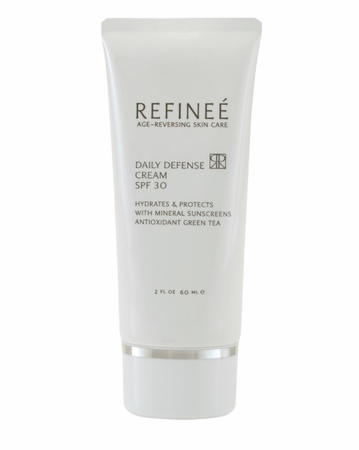 Refinee Daily Defense Cream SPF 30 2 oz
