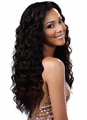 "Bobbi Boss Visso Ocean Wave 16"" Human Hair"