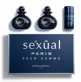 Sexual Paris Pour Homme by Michel Germain for Men 3 Piece Fragrance Gift Set