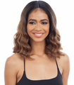 Model Model Edges On Point 702 Lace Front Wig Synthetic