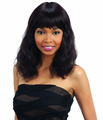 Model Model Nude S-Wave (S) Wig Human Hair