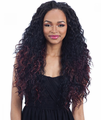 Model Model Paloma Fullcap Drawstring Half Wig Synthetic