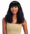 Model Model Nude S-Wave (M) Wig Human Hair