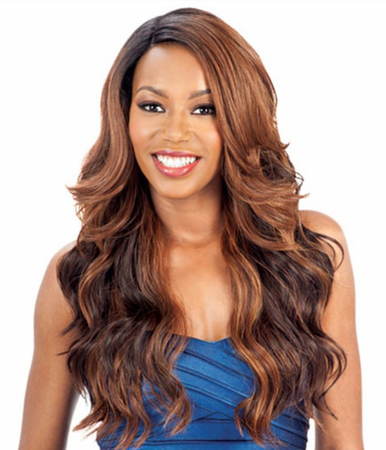 Model Model Alpine Meadow Lace Front Wig Synthetic