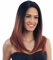 Model Model Artist AT-214 Lace Front Wig Human Hair Blend New 2019