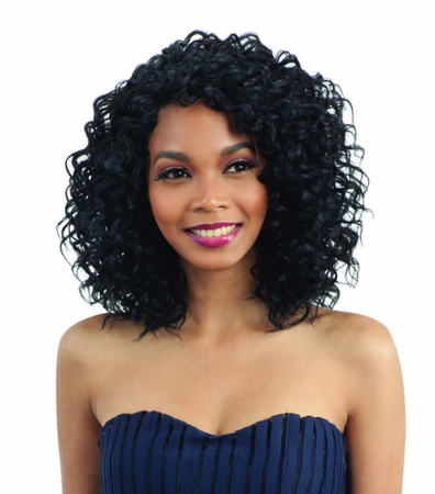 Model Model Black Meadow Lace Front Wig Synthetic