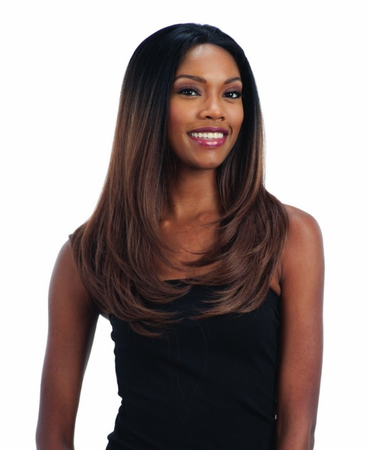 Model Model Fia Lace Front Wig Synthetic New 2019