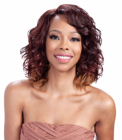 Model Model Honey Meadow Lace Front Wig Synthetic