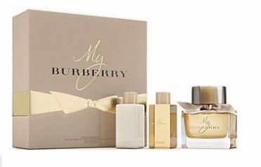 My Burberry by Burberry for Women 3 Piece Fragrance Gift Set 2018