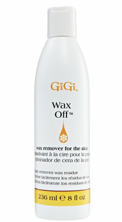 GiGi Wax Off Remover for the Skin 8 oz