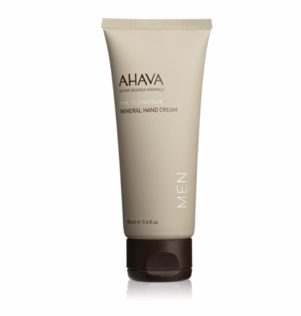 Ahava Time to Energize Mineral Hand Cream for Men 3.4oz