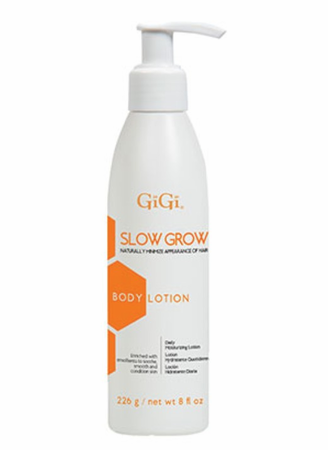 GiGi Slow Grow Body Lotion 8 oz