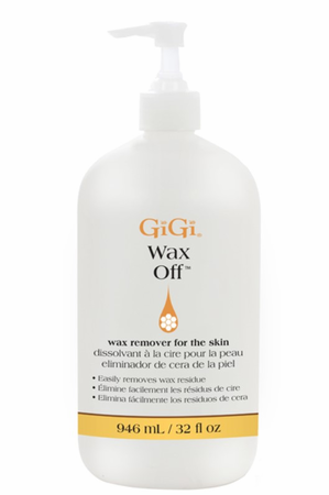 GiGi Wax Off Remover for the Skin 32 oz