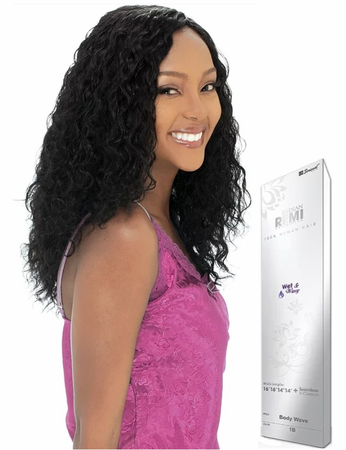 Sensual Collection Indian Remy Collection Wet & Wavy 5 Pcs Loose Deep 16